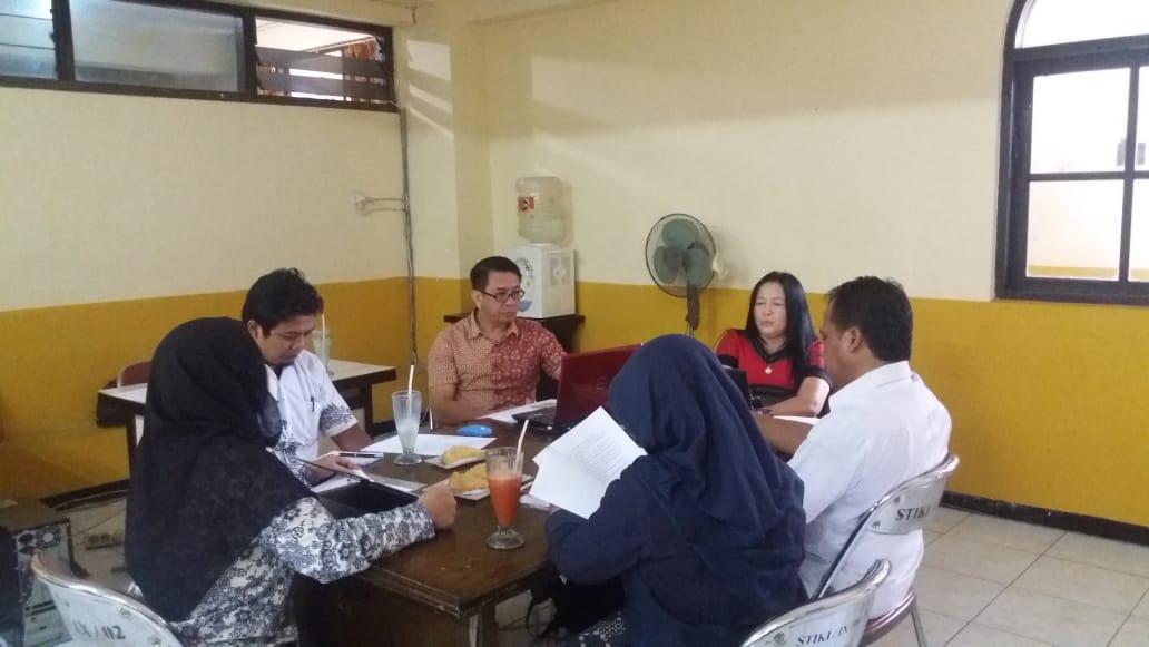 Evaluasi Dokumen Standart Mutu dan Persiapan Penyusunan Manual Mutu